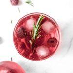 festive-cranberry-mocktail